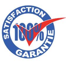 cent pour cent garantie